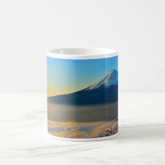 Caneca De Café Monte Fuji no nascer do sol