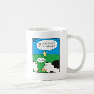 Caneca De Café Moos falsificado Zazzle