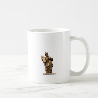 Caneca De Café moses e dez mandamentos dourados