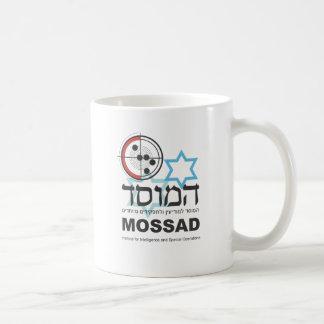 Caneca De Café Mossad, a inteligência israelita