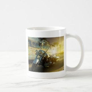 Caneca De Café motocicleta