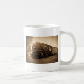 Caneca De Café Motor terminal da estrada de ferro de Detroit em