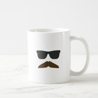 Caneca De Café Moustache do Gringo