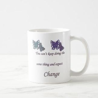 Caneca De Café Mudança 2