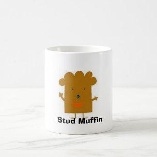 Caneca De Café Muffin do parafuso prisioneiro