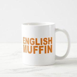 Caneca De Café Muffin inglês