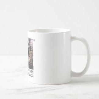 Caneca De Café Mug BLANC Ep07 Stoned wash Records 325 ml