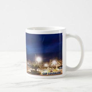 Caneca De Café mug cabo coudalère de noite