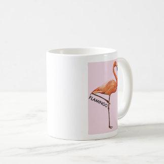 Caneca De Café Mug flamingo recortar