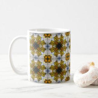 Caneca De Café Mug floral 2