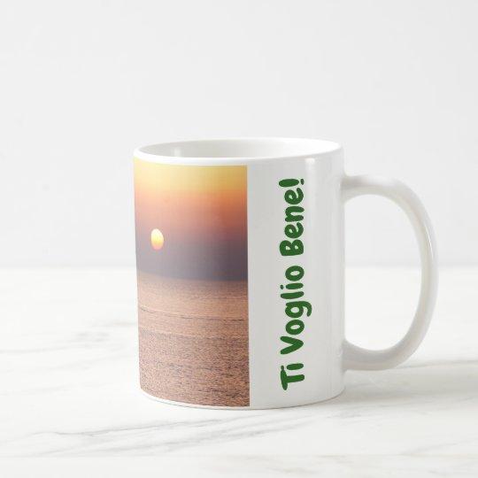 Caneca De Café Mug Italy Ti Voglio Bene
