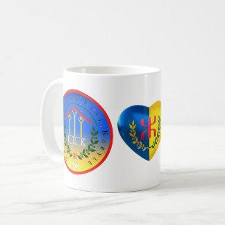 Caneca De Café mug tasse PEK MAK