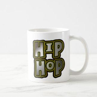 Caneca De Café Multi-Cor grande dos grafites de Hip Hop, efeitos