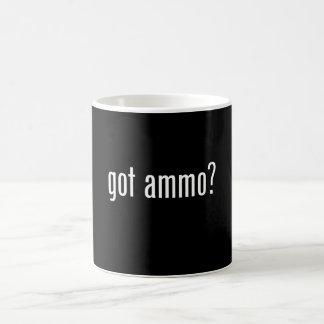 Caneca De Café munição obtida?