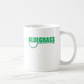 Caneca De Café Música de Bluegrass