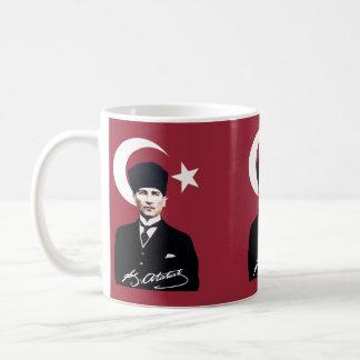 Caneca De Café Mustafa Kemal Atatürk