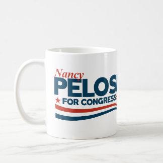 Caneca De Café Nancy Pelosi