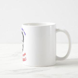 Caneca De Café Não me responsabilize. Eu votei para Ron Paul!
