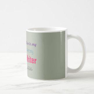 Caneca De Café Não pague nenhuma atenção a minha história da