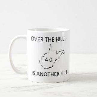 Caneca De Café Não se acaba em 40
