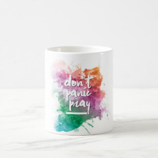 Caneca De Café Não se apavore Pray