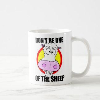 Caneca De Café não seja um carneiro