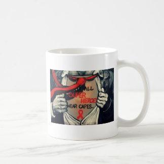 Caneca De Café Não todos os cabos do desgaste de Superheros