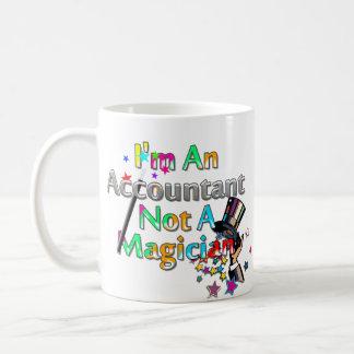 Caneca De Café Não um mágico