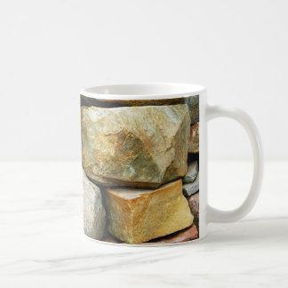 Caneca De Café Nas rochas