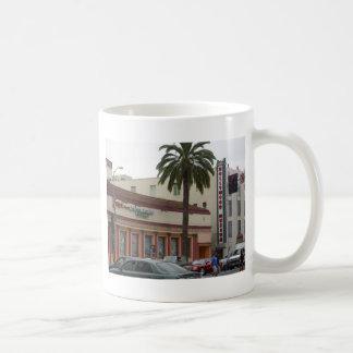 Caneca De Café Nas ruas de Hollywood