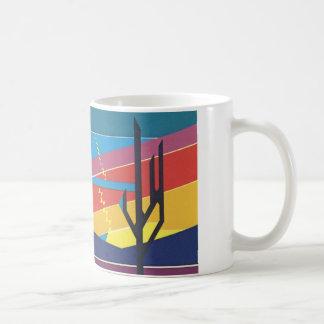 Caneca De Café Nascer do sol da arizona