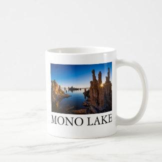 Caneca De Café Nascer do sol no mono lago, Califórnia