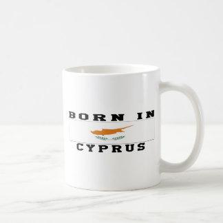 Caneca De Café Nascer em Chipre