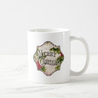 Caneca De Café Natal do casado
