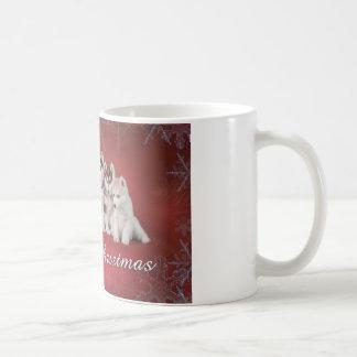 Caneca De Café Natal ronco