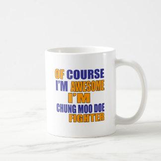 Caneca De Café Naturalmente eu sou lutador da gama do MOO de