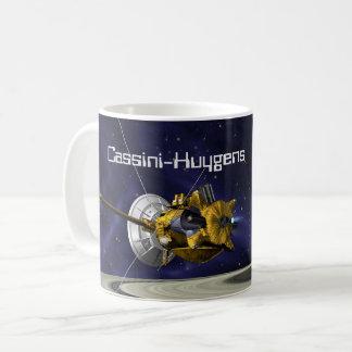 Caneca De Café Nave espacial da missão de Cassini Huygens Saturn