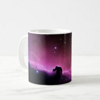 Caneca De Café Nebulosa de surpresa de Horsehead