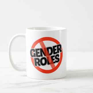 Caneca De Café Nenhum papel do género - -