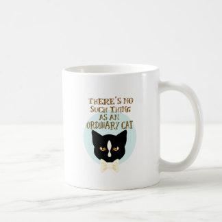 Caneca De Café Nenhuma coisa como um gato ordinário