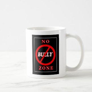 Caneca De Café NENHUMA zona da intimidação