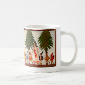 Caneca De Café Neve branca e o copo de sete anões