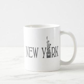 Caneca De Café New York