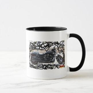 caneca de café nightrodvandal