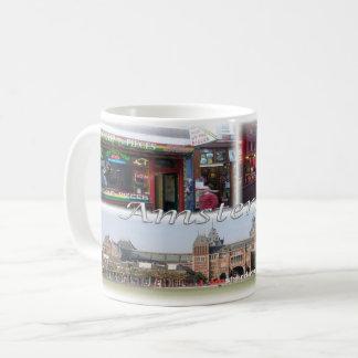 Caneca De Café NL Países Baixos - Amsterdão -