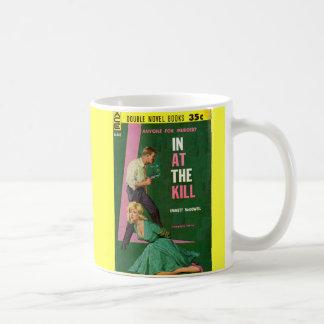 Caneca De Café No cobrir novo da polpa do matar