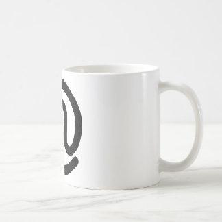Caneca De Café No símbolo