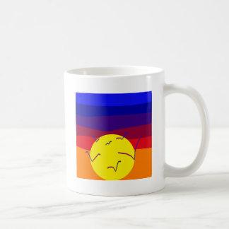 Caneca De Café no Sun