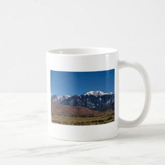 Caneca De Café Noite estrelado de dunas de areia de Colorado do