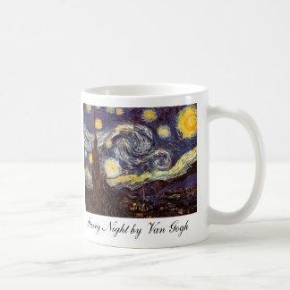 Caneca De Café Noite estrelado por Van Gogh